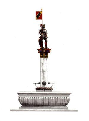 9 - fontana dell' Araldo