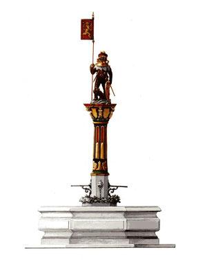 6 - fontana degli Zahringen