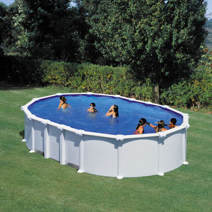 PISCINA DESMONTABLE RECTANGULAR