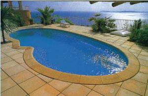 piscina poliester