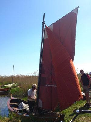 alte Boote, altes Handwerk
