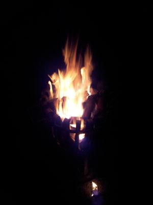 Silvesterfeuer