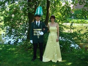 Reinhold I. (Diekmann) und Ehefrau Nicole I.