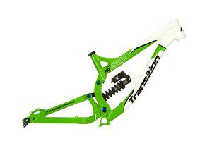 TR250=Green/White