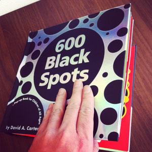 600black spots