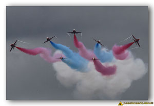 Air Tattoo Meeting 4 - Red Arrows