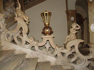 2009 Donnerstiege / Schloss Mirabell / Salzburg / Untersberger Marmor
