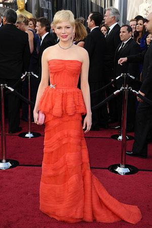 She didn't get an Oscar, but she deserves a Style-award!
