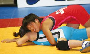第29回全国少年少女レスリング選手権