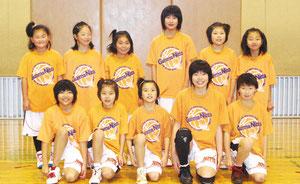 太田地区ミニバス5年生大会