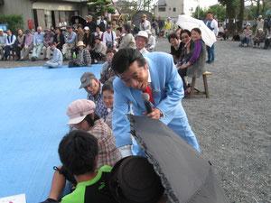 10月9日;浜北区上島の祭り