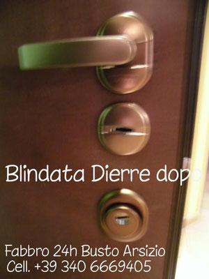 Cilindro Cisa AP3 S con pomolo euro 89.00 defender Disec Kripton euro 78.00 pomolo,mascherina euro 16.00