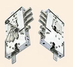 Conversione da doppia mappa a cilindro senza sostituzione la serratura