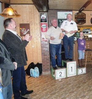 1.Platz: Armin Claus (L.Oberfrohna) 2.Platz: Lothar Otto (Grünau) 3.Platz Maria Vettermann (Schönberg)