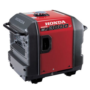 Honda 3000is Quiet Running Generator