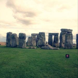 ふつーにいきなり置いてある石たち
