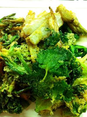 春野菜 天ぷら