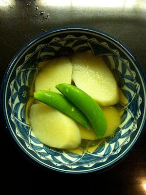 山芋 レシピ 煮物