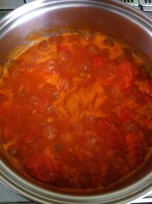 完熟トマト トマトソース