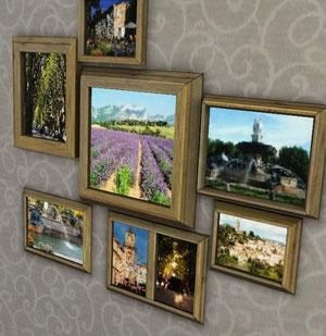Série de photos d'Aix-en-Provence