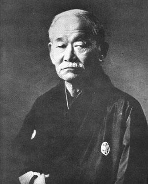 Jigoro Kano *28.10.1860, †04.05.1938