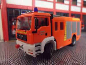 Hilfeleistungslöschfahrzeug 2000