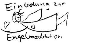 Heilpraxis Siebert: Engelmeditation