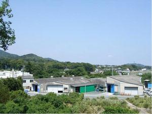 高柳製作所大知波工場