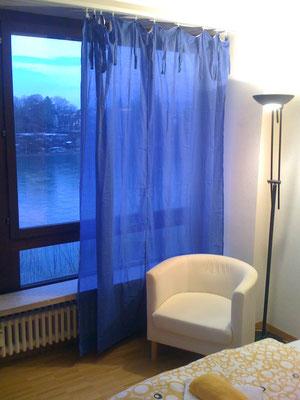Wohnung einer ex-Zwischennutzung am Rhein (Breite-Quartier)