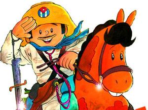 Elpidio valdes Dibujos animados