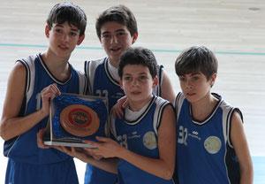 """Il """"quartetto"""" Campione"""