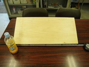 銀杏のまな板 40cm × 20cm