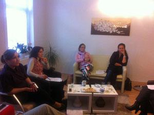 12:10:2012: Schulung unserer Mitglieder zum Thema Projektmanagement