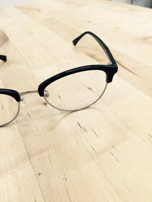 おじいちゃんメガネ