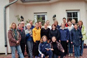Die erfolgreichen Teilnehmer des Trainer - C  Lehrgangs 2010