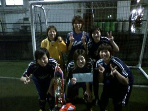 優勝 OJ(Osamu Japan)