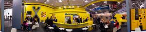 BAUMA 2013 ISENMANN Industriesiebe