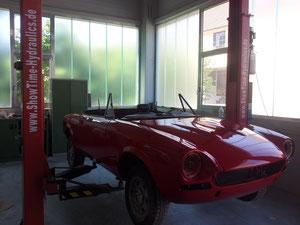 Oldtimer Fiat