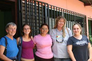 Centro de Mujeres en Acahualinca