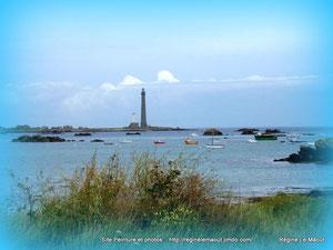 Le Phare de l'Ile vierge. RLM 2013