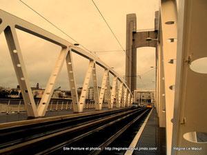 Brest, le Pont de Recouvrance. RLM 2013.