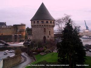 Brest, la Tour Tanguy. RLM 2013