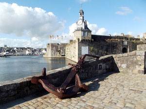 La ville close de Concarneau. RLM 2012