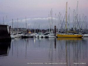 Brest, Port du Moulin blanc. RLM 2013