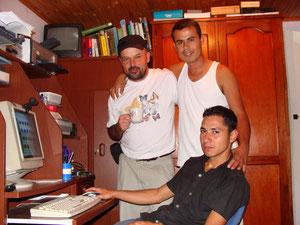 Julian A. Salazar (Izq) & Jose Ignacio Vargas (Ab)