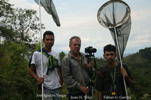 José I. Vargas, Jesus H. Veléz & Fabian G. Gaviria