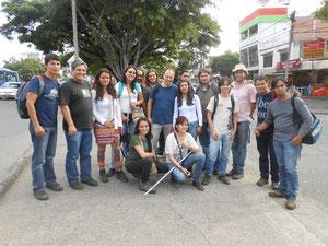 Curso internacional de lepidopteros (Cali-Colombia)