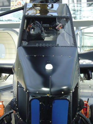 Bell 209 TAH-1F Front view