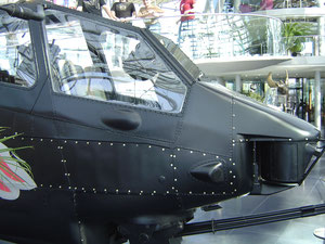Bell 209 TAH-1F Right side