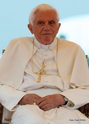 Papa Benedikt XVI u Zagrebu